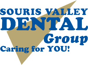 Souris Valley Dental logo